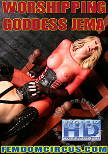 Worshipping Goddess Jema Box Cover