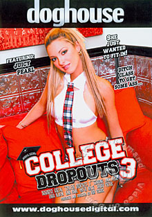 College Dropouts 3 Box Cover