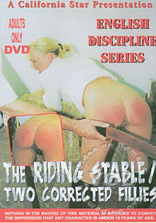 English Discipline Series - The Riding Stable/Two Corrected Fillies Box Cover