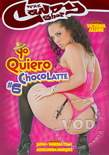 Yo Quiero Chocolatte #6 Box Cover