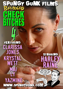 Bounced Check Bitches 4 Box Cover