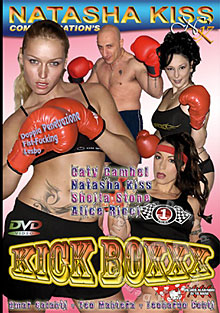 Kick Boxxx Box Cover