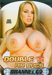 Double Air Bags #26 Box Cover