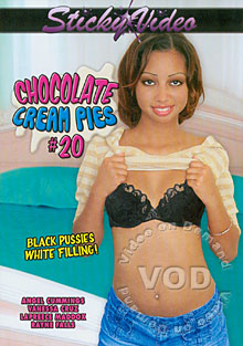 Chocolate Cream Pies #20 Box Cover