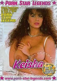 Porn Star Legends - Keisha Box Cover