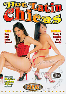 Hot Latin Chicas Box Cover