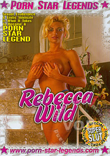 Porn Star Legends - Rebecca Wild Box Cover