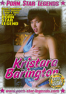 Porn Star Legends - Kristara Barington Box Cover