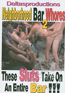 Neighborhood Bar Whores 2 Box Cover