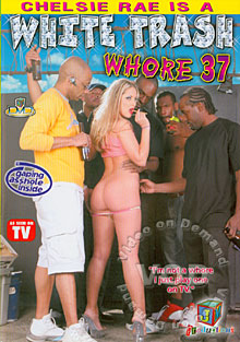 White Trash Whore 37 Box Cover
