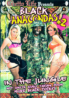 Black Anacondas: In The Jungle Volume 2 Box Cover