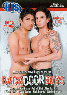 Back Door Boys Box Cover