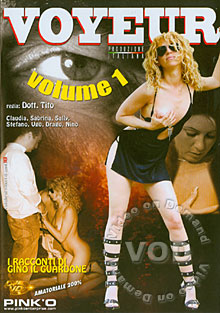 Voyeur Volume 1 Box Cover