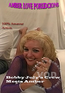 Bobby July's Crew Meets Amber Box Cover