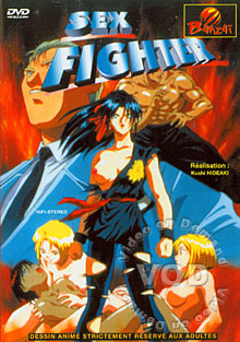 Sex Fighter Box Cover