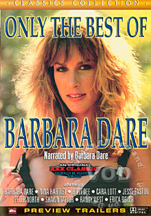 Only The Best Of Barbara Dare Box Cover