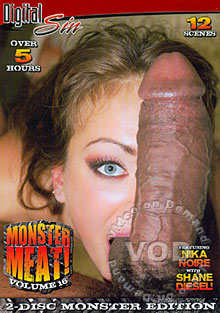 Monster Meat! #16 (Disc 1)