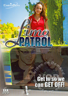 Limo Patrol Box Cover
