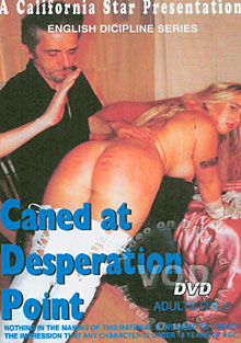 Caned At Desperation Point Box Cover