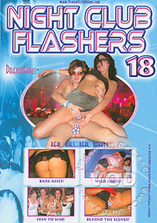 Night Club Flashers 18 Box Cover