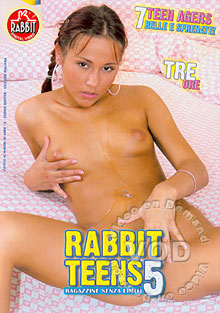 Rabbit Teens 5 Box Cover