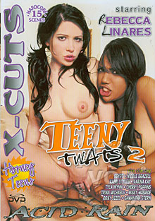 Teeny Twats 2 Box Cover