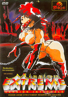 Mission Extreme Box Cover