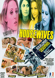 Housewives - Sexuellement Desesperees Box Cover