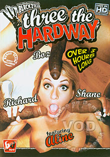 Three The Hard Way Box Cover