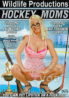 Hockey Moms Box Cover
