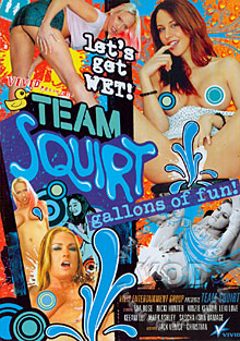 Team Squirt Box Cover