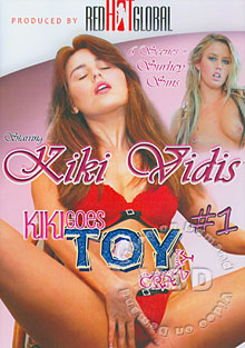 Kiki Goes Toy Crazy #1 Box Cover