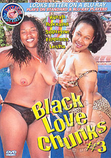 Black Love Chunks #3 Box Cover