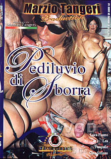 Pediluvio Di Sborra Box Cover