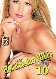 Hot Russian MILFs 10 Box Cover