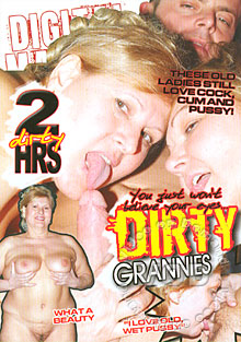 Dirty Grannies Box Cover