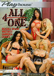 All 4 One Vol. 1 Box Cover