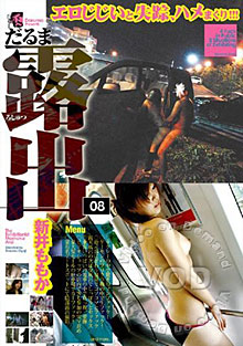 Public Exhibitionist 8 - Momoka Arai Box Cover