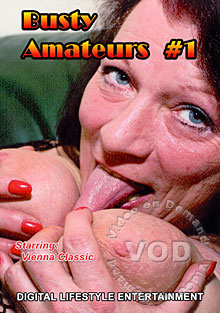Busty Amateurs #1 Box Cover