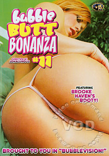 Bubble Butt Bonanza #11 Box Cover