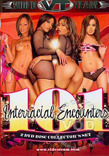 101 Interracial Encounters (Disc 1) Box Cover
