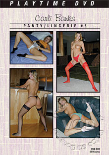 Carli Banks J/O Panty 5 Box Cover
