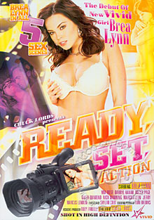 Ready, Set, Action Box Cover