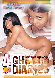 Ghetto Diaries Box Cover