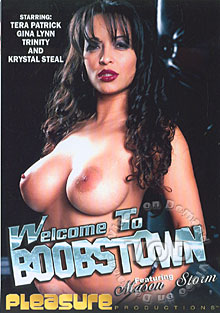 Welcome To Boobstown Box Cover
