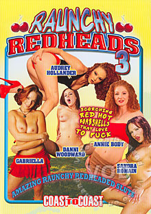 Raunchy Redheads 3 Box Cover