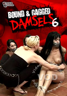 Bound & Gagged Damsels 6