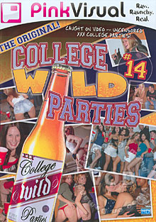 College Wild Parties #14 Box Cover