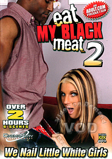 Eat My Black Meat 2 Box Cover