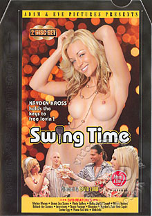 Swing Time (Disc 1) Box Cover